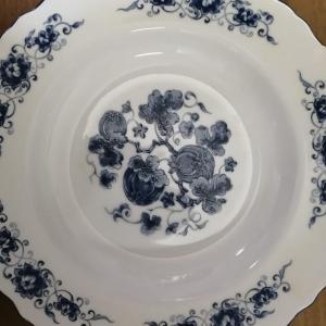 50年使った、昭和レトロなお皿を手放す