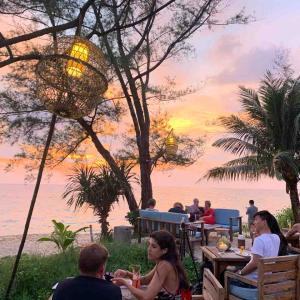 ベトナム・フーコック島とタイ・バンコクの旅④ ~フーコック島 マンゴーベイのレストラン~