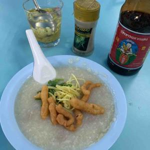 ベトナム・フーコック島とタイ・バンコクの旅⑥ ~バンコクで朝食を~