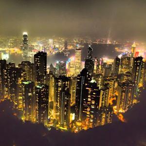 香港!グルメとトレッキング旅② ~大混雑のビクトリアピーク~