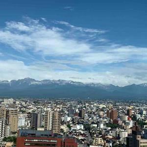 はじめてのアイスショー 富山ひとり旅③ ~立山連峰の眺めと白えび~
