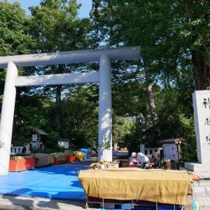 【東京】阿佐ヶ谷神明宮(2019年例大祭限定御朱印)