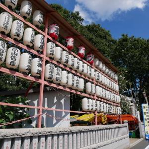 【東京】大鳥神社(2019年例大祭限定御朱印)