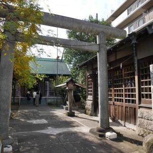 【東京】國領神社