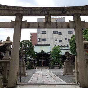 【京都】元祇園梛・隼神社(春の特別・例祭・ご縁特別御朱印)