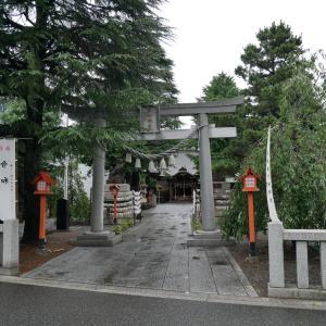 【埼玉県】草加神社(2020年七夕・7月御神木・7月限定御朱印)