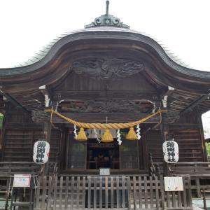 【千葉県】菊田神社(2021年5月限定御朱印)