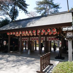 【千葉県】櫻木神社(コロナ退散祈願応援特別御朱印)