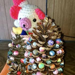可愛いクリスマスツリーと産直情報