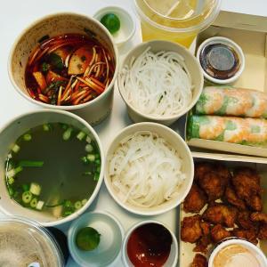 【割引情報】foodpanda & Nam Nam