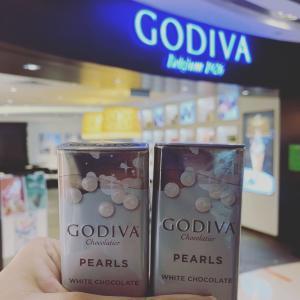 【ほぼ半額!】fave × GODIVA PEARLS