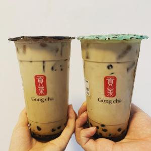 【1 for 1】Gong cha