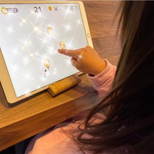 3歳娘シンクシンクの有料コースを始めて、タブレットvsペーパーを考える。