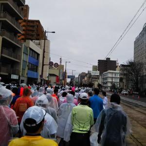 2020高知龍馬マラソンに参加しました。