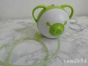 赤ちゃんの鼻水吸い取り機