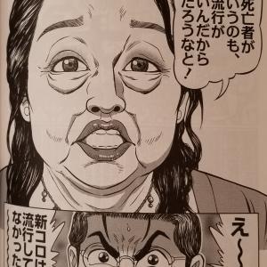 ‐小林よしのり「岡田晴恵は専門バカである」‐