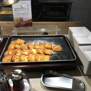 湯快リゾートプレミアムホテル千畳で干物が旨い朝食~2020母子旅行⑦~