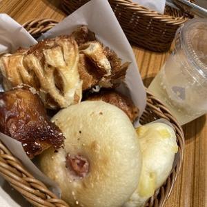 パン食べ放題モーニングでマジカルチョコリングも食べられる「Heart Bread ANTIQUE」@武蔵村山