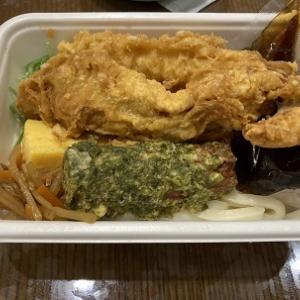 夜ご飯作りに縛られたくない時の味方は、「丸亀うどん弁当」だ!!