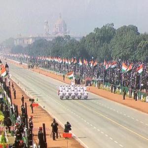 2020年 インド共和国記念日