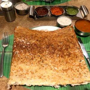 インド料理が恋し過ぎる