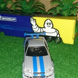 FAST & FURIOUS  BNR34 SKYLINE GT-R