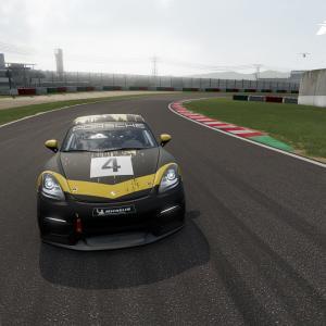 718 ケイマン GT4 クラブスポーツをForza 7で走らせる!
