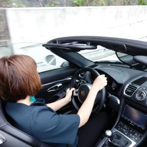 ポルシェ ボクスターで高速道路を初運転 – こんなにいいクルマだったのか!