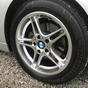 車のホイールコーティングの効果を検証 – 洗車機や高圧洗浄機だけで本当に汚れが落ちるのか試してみた