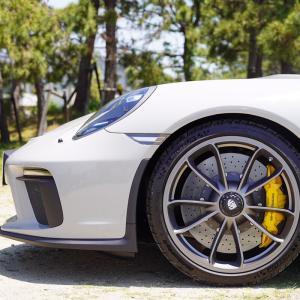 ポルシェ 911 GT3のエンジン音を録ってみた