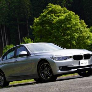 BMW320i(F30)さようなら、そしてありがとう。
