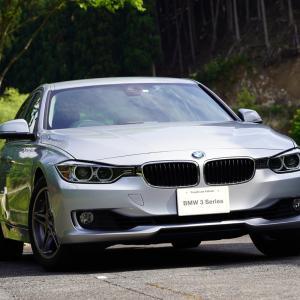 BMW 320i(F30)でラストドライブへ