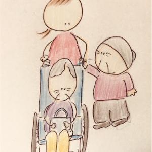 ばあちゃんと母の女子トーク♫