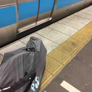自転車で日本一周の旅 3日目
