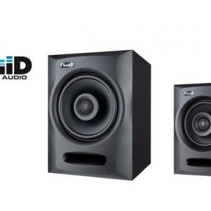 Fluid Audio 『FX80』『FX50』
