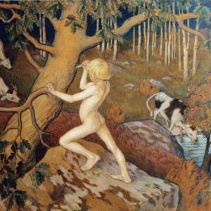 詩文集(103)――【シベリウス】陶酔の夜にまぼろしを見る
