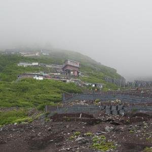 富士山登山吉田ルート 2