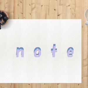 【体験談】noteとブログ使い分け やってはみたけれど