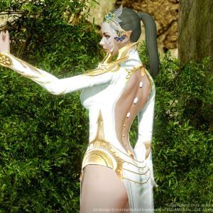 【ArcheAge】ロータスドレスと、3羽目のグリフォン
