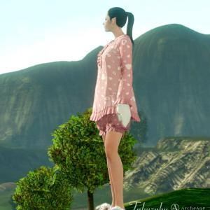 【ArcheAge】パジャマと海底神殿