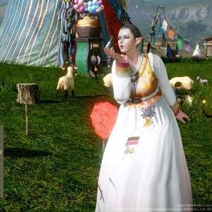 【AecheAge】十二宮の星座祭の衣装