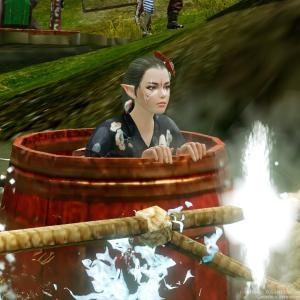 【ArcheAge】ロカの渓流下り