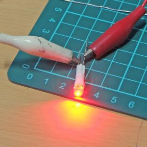 T5ウェッジ球の自作LED化