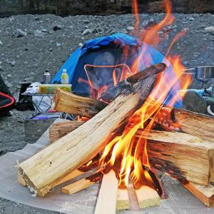 2020 冬キャンプ in 氷川キャンプ場