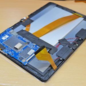 タブレットの画面が割れたので修理する Dragon Touch MAX10