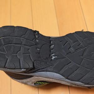 Gパンの染め直しと靴底修理【DIY】