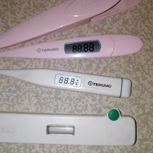 血圧計と体温計はお持ちですか?