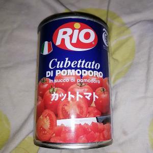 業務スーパー 缶入りカットトマト