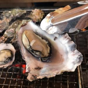 糸島の牡蠣小屋で天然牡蠣を食す! |  福岡グルメ