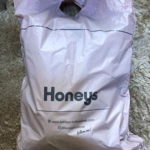Honeysで買ったもの♩